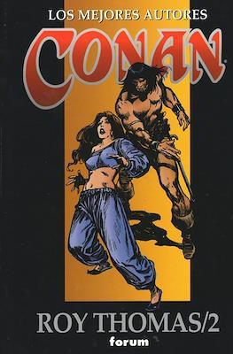 Los Mejores Autores Conan (Cartoné.) #11