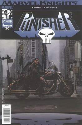 Marvel Knights: Punisher Vol. 2 (2002-2004) (Grapa 24 pp) #30
