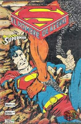 Superman Vol. 1 (Grapa. 1986-2001) #23