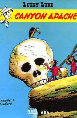 Lucky Luke 1ª série (Brochado) #13
