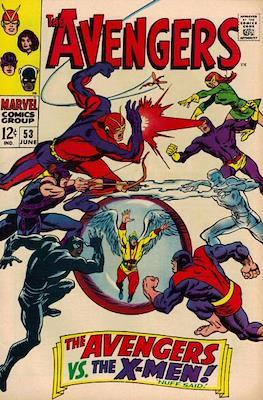 The Avengers Vol. 1 (1963-1996) (Comic Book) #53