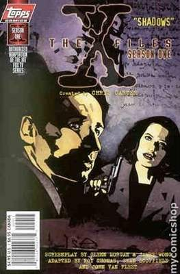 The X-Files: Season One (Comic Book 52 pp) #8