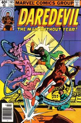 Daredevil Vol. 1 (1964-1998) (Comic Book) #165