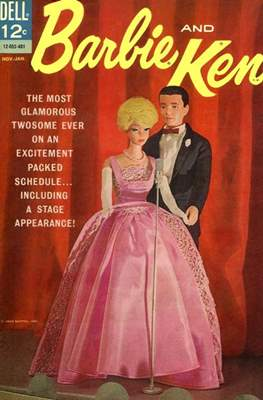 Barbie and Ken (Comic Book) #5