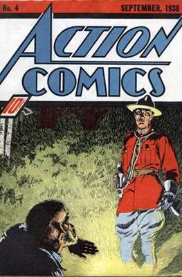 Action Comics Vol. 1 (1938-2011; 2016-) (Comic Book) #4