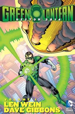 Green Lantern. Sector 2814 (Softcover) #1