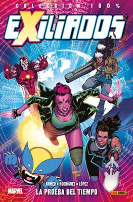Exiliados. 100% Marvel (Rústica) #1