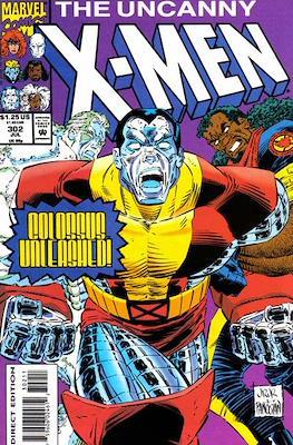 The Uncanny X-Men (1963-2011) (Comic-Book) #302