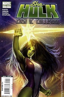 She-Hulk: Cosmic Collision