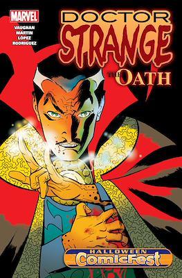 Doctor Strange: The Oath. Halloween ComicFest 2015