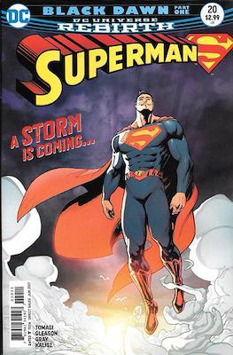 Superman Vol. 4 (2016-2018) (Comic Book) #20