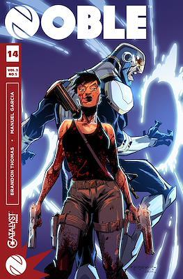 Noble (Comic book) #14