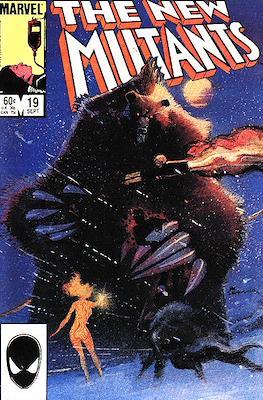 The New Mutants (Comic Book) #19