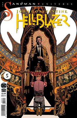 The Sandman Universe: John Constantine Hellblazer (Comic Book) #5