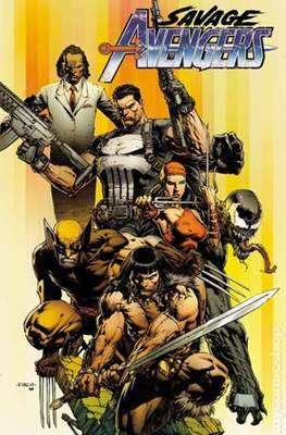 Savage Avengers (Comic Book) #5