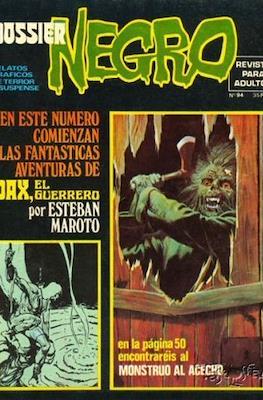 Dossier Negro (Rústica y grapa [1968 - 1988]) #94