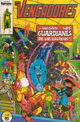 Los Vengadores Vol. 1 (1983-1994) #3