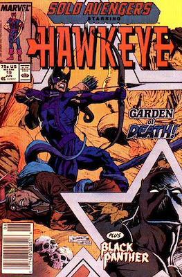 Solo Avengers / Avengers Spotlight (Comic book) #19