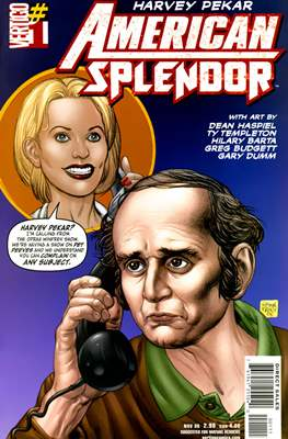 American Splendor (2006) (Comic book) #1