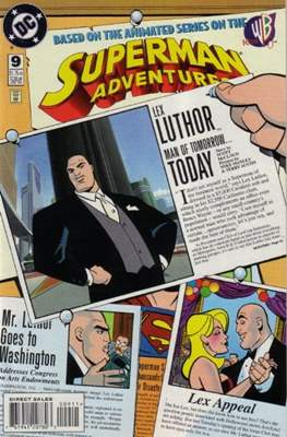 Superman Adventures (Comic-book) #9