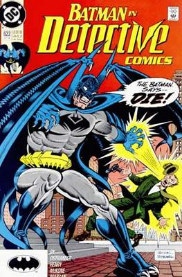 Detective Comics Vol. 1 (1937-2011; 2016-) (Comic Book) #622