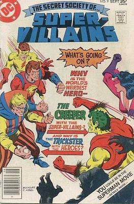Secret Society of Super-Villains (Comic Book. 1976) #9