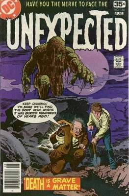 The Unexpected (Comic Book) #186