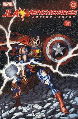 JLA / Vengadores (Grapa 48 pp) #4