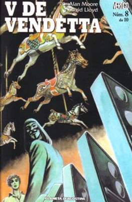 V de Vendetta (Grapa, 32 páginas (2006)) #8