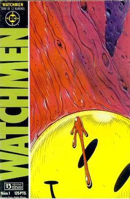 Watchmen (Grapa 36 pp) #1
