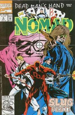 Nomad (1992-1994) (Comic Book) #6