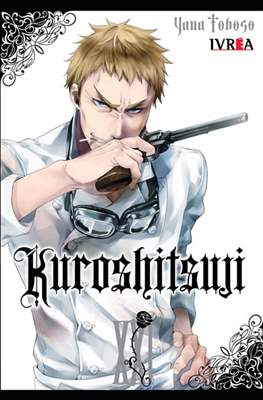 Kuroshitsuji #21