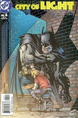 Batman City of Light (Comic book) #4