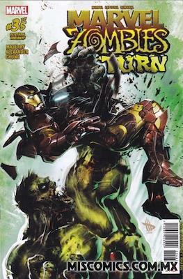 Marvel Zombies Return (Portadas Variantes) #3