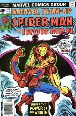 Marvel Team-Up Vol. 1 (Comic-Book) #49