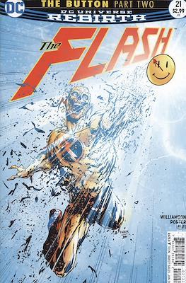 The Flash Vol. 5 (2016-2020) (Comic Book) #21