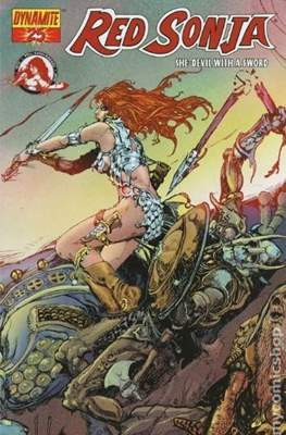 Red Sonja (Variant Cover 2005-2013) #25.3