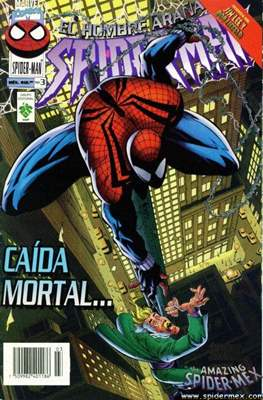 Spider-Man Vol. 2 (Grapa) #3