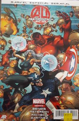 Age of Ultron - Marvel Especial Semanal #6
