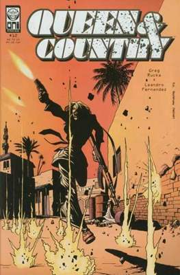 Queen & Country (Comic Book) #12