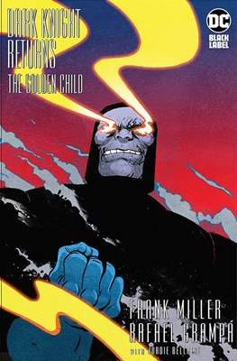 Dark Knight Returns: The Golden Child (Variant Covers) (Comic Book) #1.1