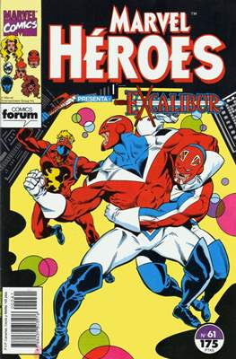 Marvel Héroes (1986-1993) (Grapa 32 pp) #61