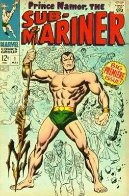 Sub-Mariner Vol. 1 (Grapa) #1