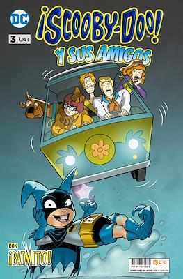 ¡Scooby-Doo! y sus amigos (Grapa 24 pp) #3