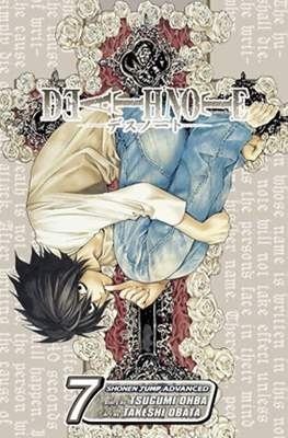 Death Note (Paperback) #7