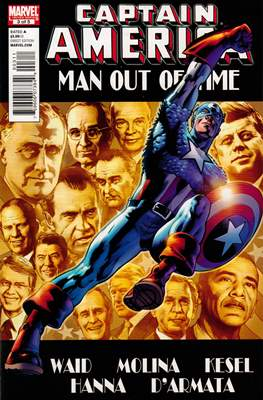 Captain America: Man Out of Time (Comic-book) #3