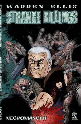 Strange Killings - Necromancer (Comic Book) #1