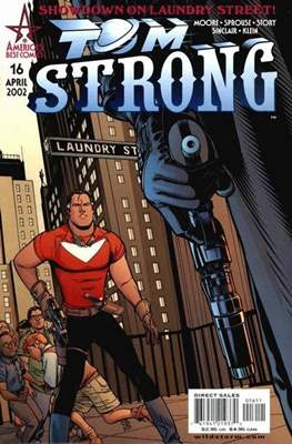 Tom Strong (Comic Book) #16