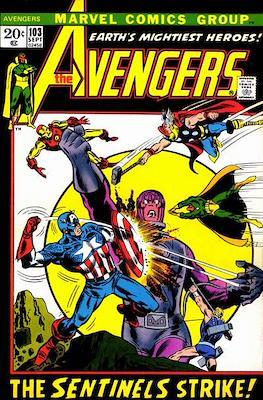 The Avengers Vol. 1 (1963-1996) (Grapa) #103