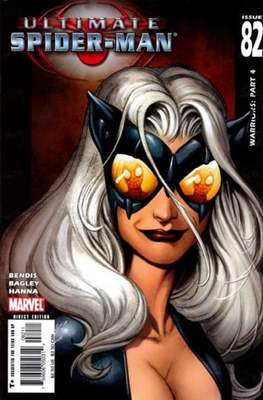 Ultimate Spider-Man (2000-2009; 2011) (Comic-Book) #82